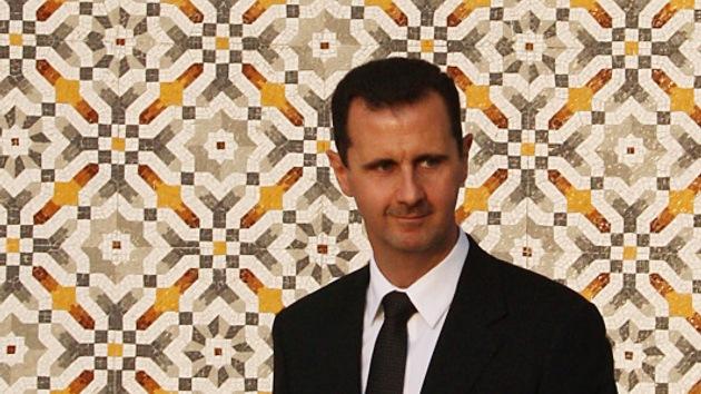"""Assad: """"Siria se defenderá ante cualquier tipo de agresión"""""""