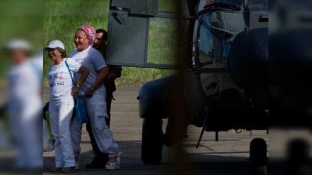 Colombia: todo listo para la entrega de los últimos rehenes de las FARC