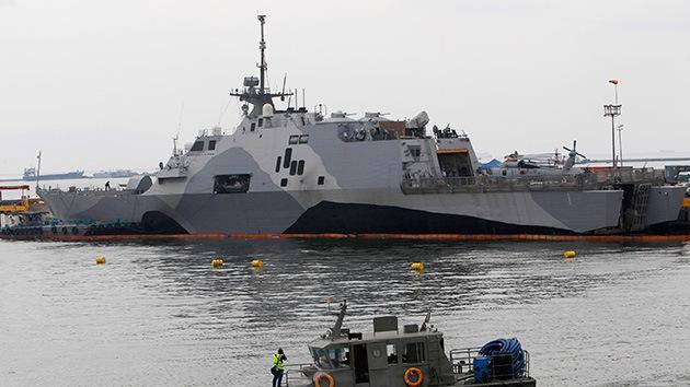 El Pentágono construirá 20 buques menos de los previstos para desplegar en el litoral