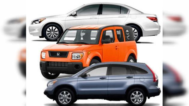 2 millones de Hondas en EE. UU. y China, llamados a revisión