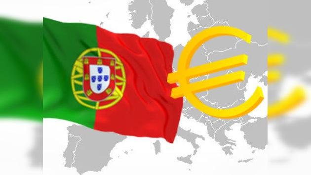 Aprobado el rescate financiero de 78.000 millones de euros a Portugal