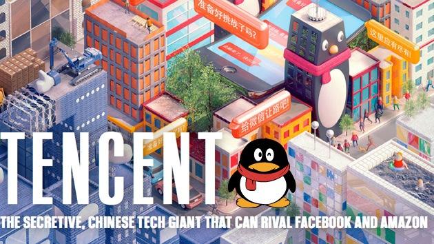Conozca Tencent, el gigante de la tecnología china que amenaza con el dominio global