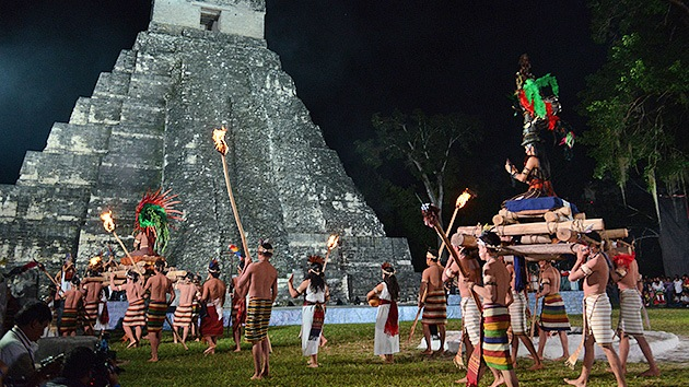 Video: 'Guate-maya' cambia de ciclo