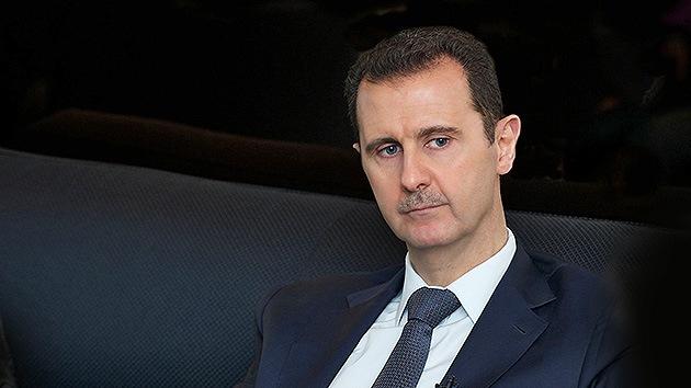 """Assad asegura que un ataque de EE.UU. contra Siria tendría """"repercusiones"""""""