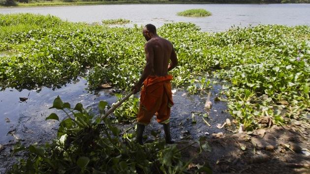 Los lagos salvarían a África de la hambruna