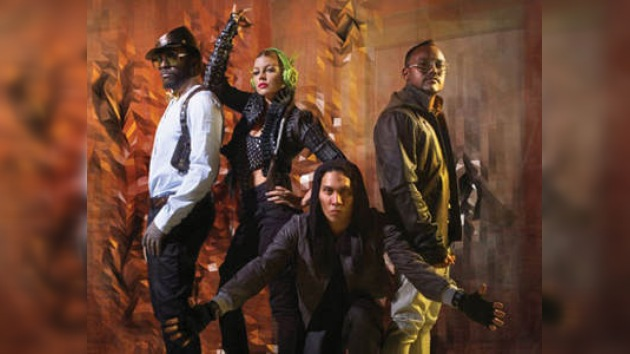 The Black Eyed Peas presentan 'The E.N.D.' en  Barcelona