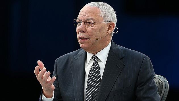 Colin Powell niega la aventura que le atribuye el 'hacker' Guccifer