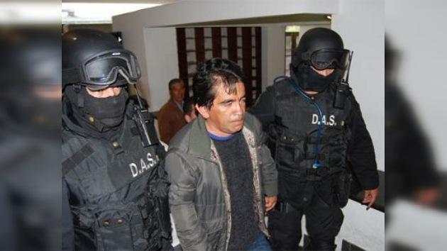 """En Bogotá capturan a Daniel Vega, alias """"El Indio"""""""
