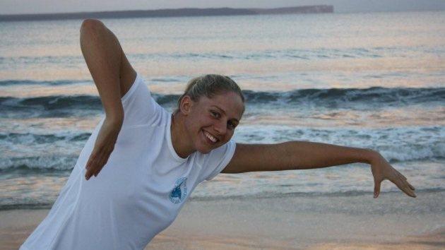 Una australiana se propone nadar de Cuba a EE.UU. desafiando a los tiburones