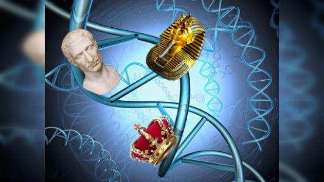 Millones de personas heredan los genes de reyes antiguos