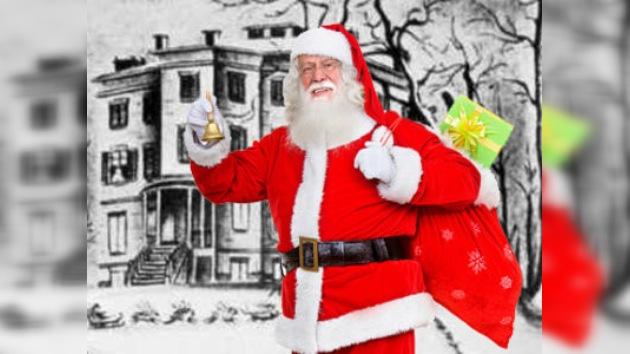 Nueva York se apodera de la imagen de Papá Noel