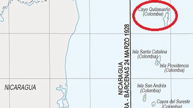 Tensión en el mar: Un buque de Nicaragua se niega a salir de aguas de Colombia
