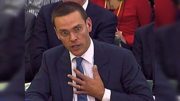 James Murdoch, bajo una nueva ola de presión de la Policía británica