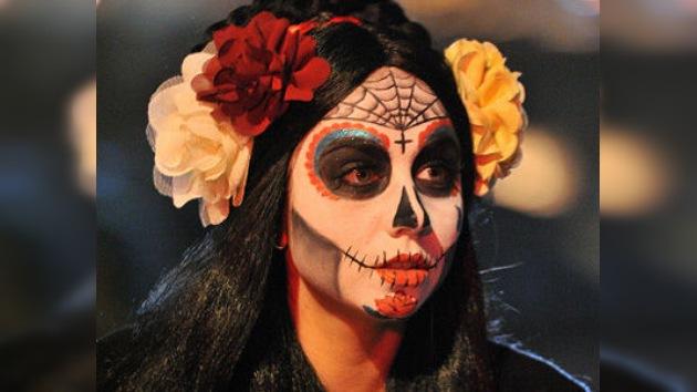 El mundo está poseído por Halloween