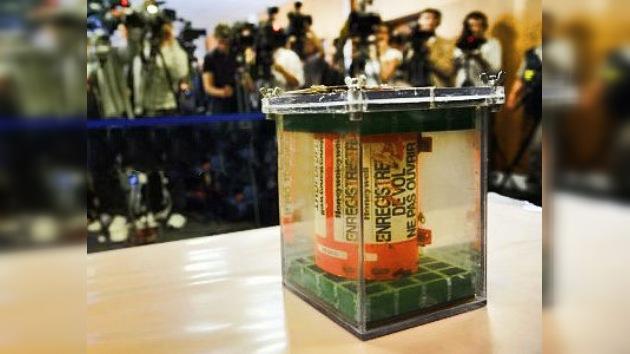 Revelan el contenido de las cajas negras del avión estrellado de Air France