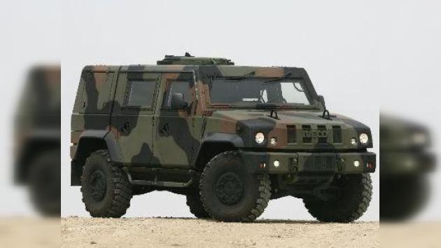 Ministerio de Defensa de Rusia opta por vehículos blindados italianos