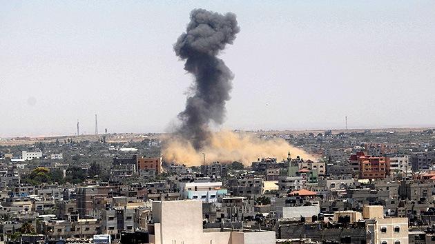 Hamás rechaza la iniciativa de alto el fuego con Israel propuesta por Egipto