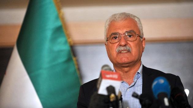 """""""El rechazo del Consejo Nacional Sirio de ir a Ginebra es voluntad de sus patrocinadores"""""""
