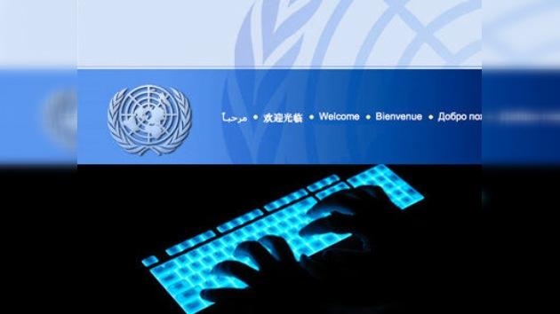 Atacan la web de la ONU y revelan sus debilidades