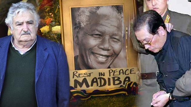 Balance semanal: El funeral de Mandela, la ejecución del tío de Kim Jong-un y la legalización de la marihuana en Uruguay