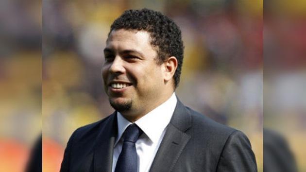 Ronaldo debutará en Hollywood y será el 'malo' de un film protagonizado por  Andy García
