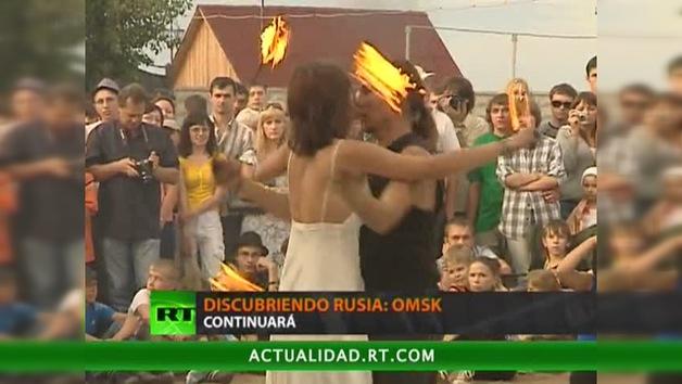 Descubriendo Rusia :  Omsk