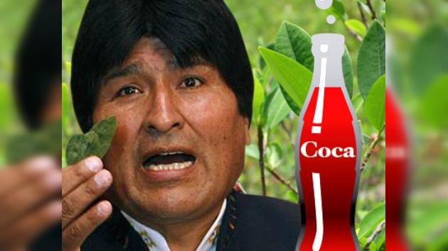 La 'Coca-Cola boliviana' será más auténtica que la norteamericana