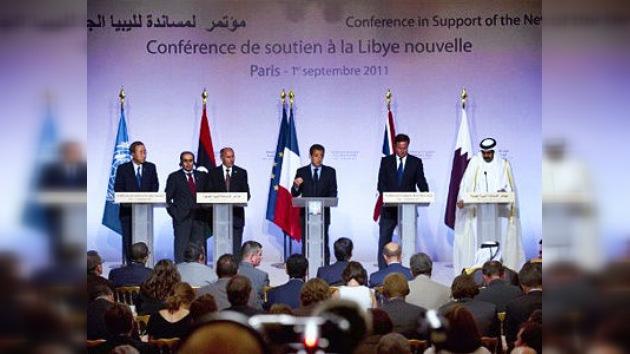 'Maná' internacional para Libia: desbloqueados 15.000 millones de dólares de Gaddafi