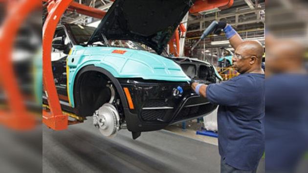 BMW da acceso visual a ensamblaje de coche personalizado