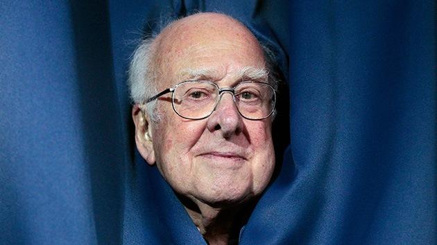 La sublevación de un ateo: Higgs insiste en dejar de llamar al bosón 'la partícula de Dios'