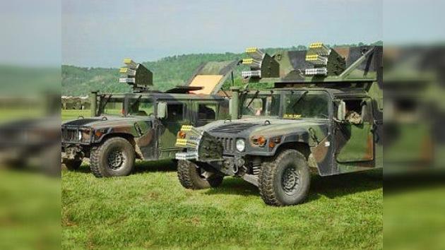 Armas de 'convicción' masiva, método principal del Pentágono para 2012