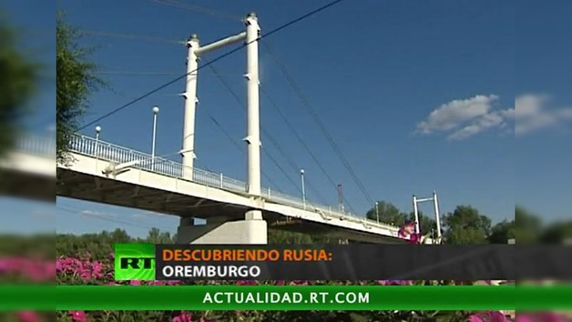 DESCUBRIENDO RUSIA : OREMBURGO