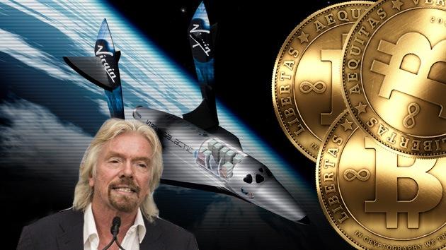 El bitcóin levanta el vuelo: los billetes al espacio se podrán pagar con moneda virtual