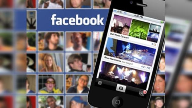 Facebook prepara una aplicación secreta para compartir imágenes