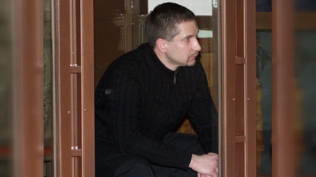 Ex policía Yevsiukov condenado a cadena perpetua