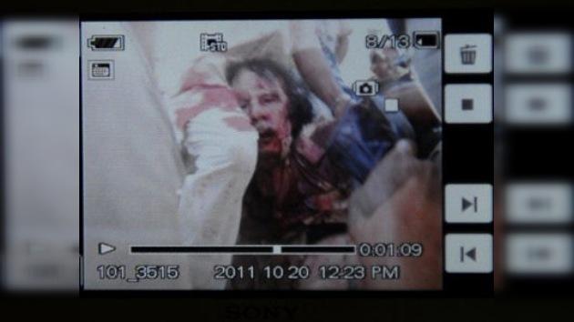 CNT: Muammar Gaddafi está muerto
