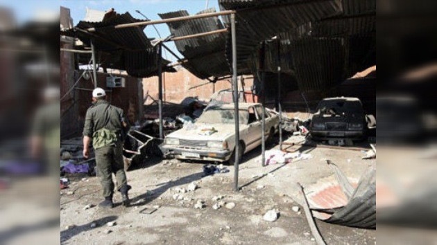 Damasco, sacudido por un nuevo atentado terrorista