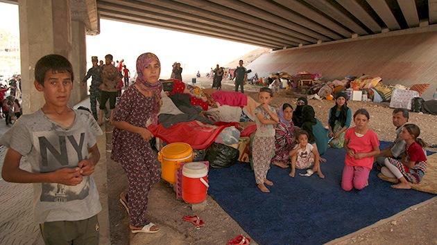El Estado Islámico masacra a 80 yazidíes en una localidad del norte de Irak