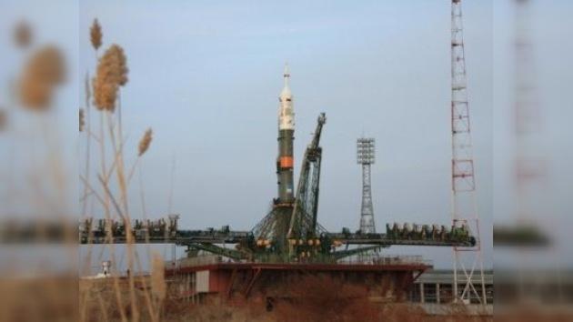 La nueva tripulación de la EEI ya viaja rumbo al espacio