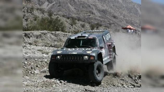 Dakar 2012: 'Nani' Roma se impone en autos, Coma se desorienta y pierde el liderato
