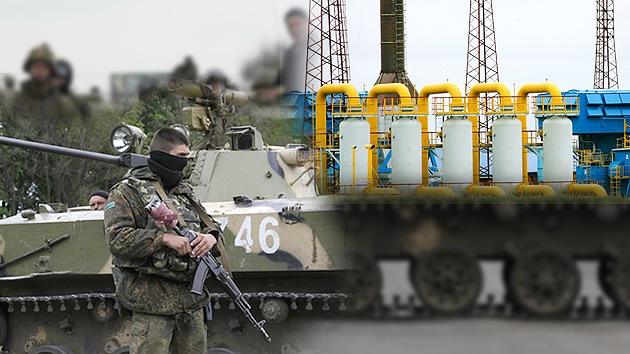Minuto a minuto: Además de la guerra civil, Ucrania le apuesta a la guerra del gas