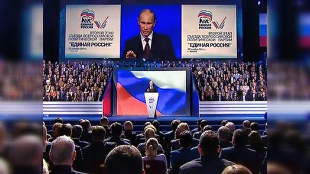 Vladímir Putin, otra vez en el camino hacia la Presidencia