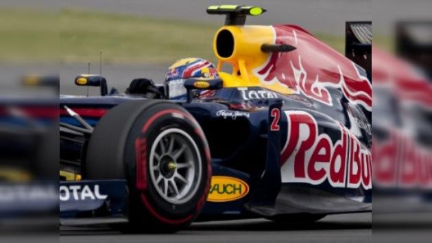 Red Bull llevará toda su potencia al show Fórmula Sochi