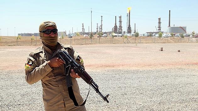Corporaciones de EE.UU. ya se reparten el petróleo robado en Irak