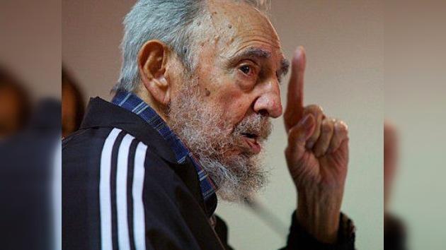 Fidel Castro conoce 'lo que Obama conoce'