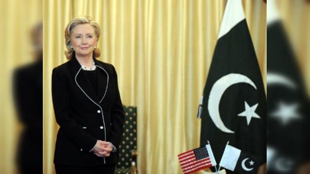 Hillary Clinton: No hay pruebas de que Pakistán supiera dónde estaba Osama Bin Laden