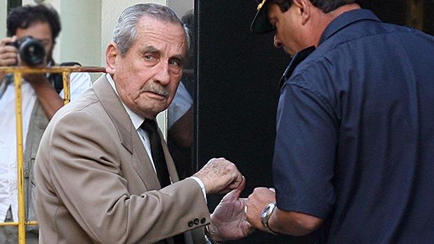 Uruguay confirma la condena a 25 años de prisión para el ex dictador Gregorio Álvarez