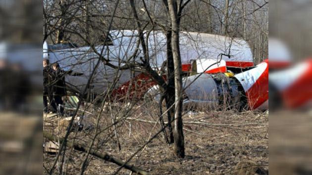 Varsovia: los pilotos del avión presidencial cometieron una serie de graves fallos