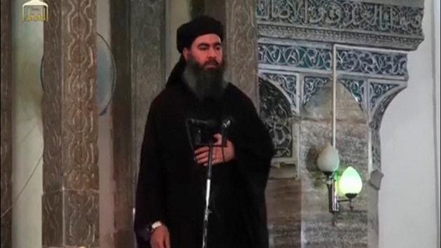Fotografía del 'doble' del líder de Estado Islámico se hace viral en las redes