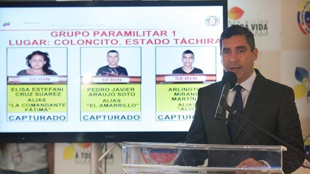 En Venezuela acusan a ciudadanos colombianos de querer asesinar a Maduro